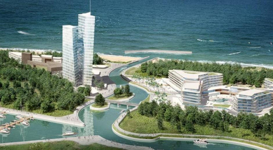 Dune City w Mielnie najlepszym projektem architektonicznym świata