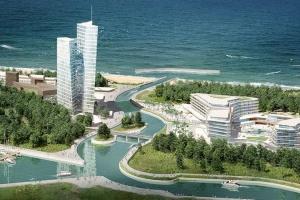 Dune City w Mielnie na starcie. Czy architektura zachwyci?
