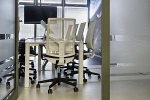 W biurze Future Processing wygoda i design idą w parze