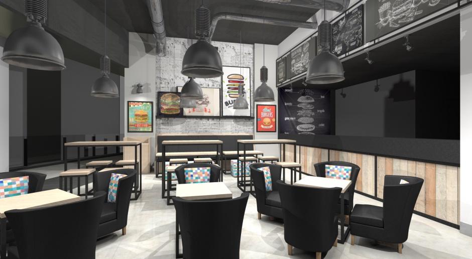 Burger bar nie musi być banalny