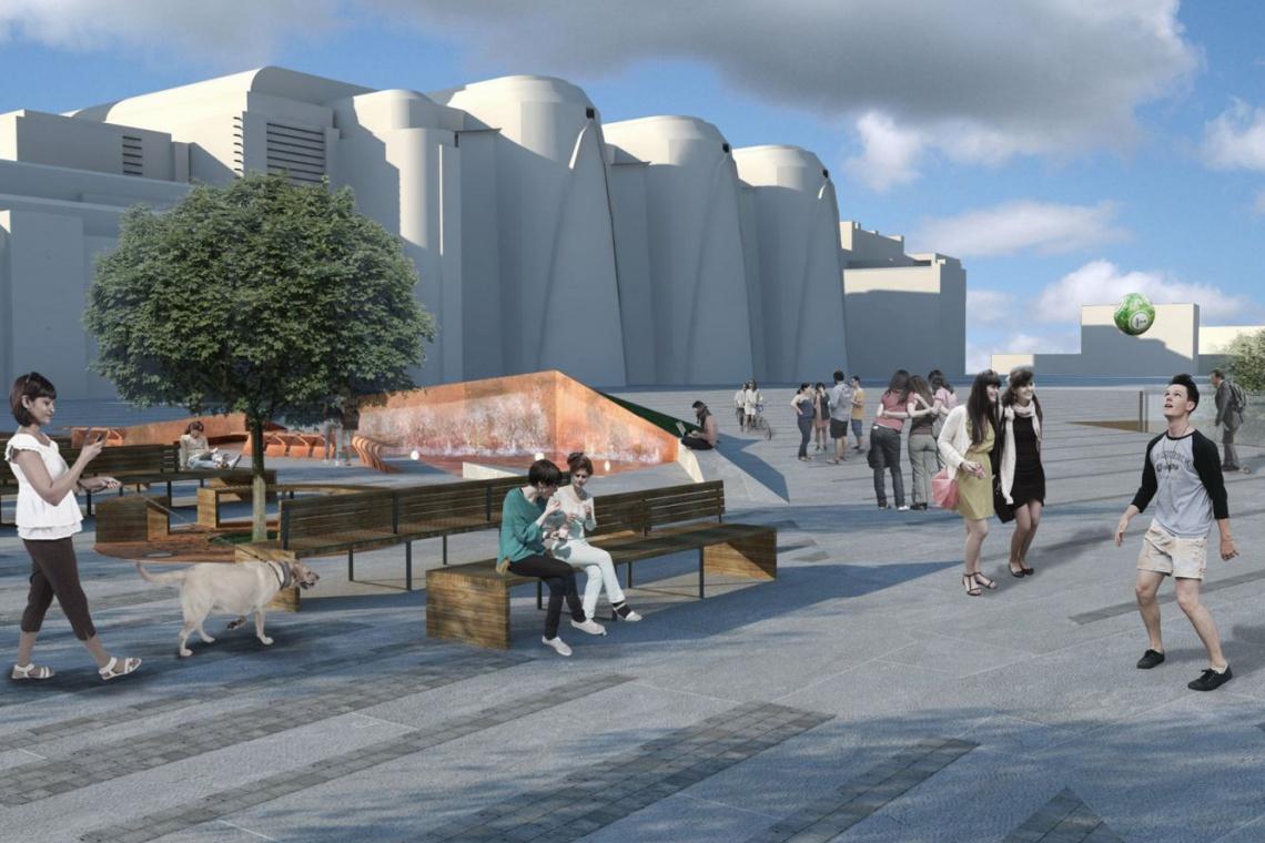 Nowe Centrum Łódź zasługuje na wyjątkową architekturę