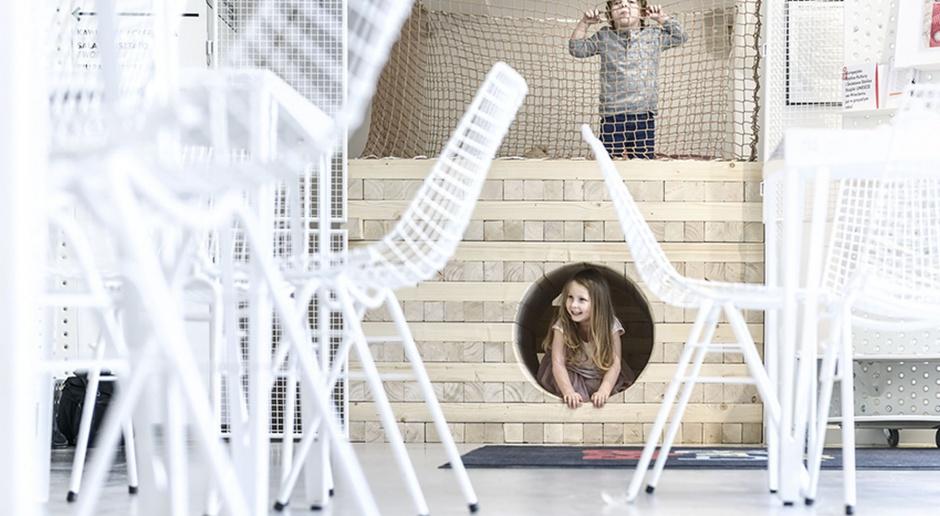 Jak dzieci inspirują architektów
