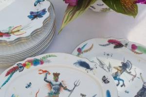 Eteryczna niczym motyl - porcelana od Christiana Lacroix
