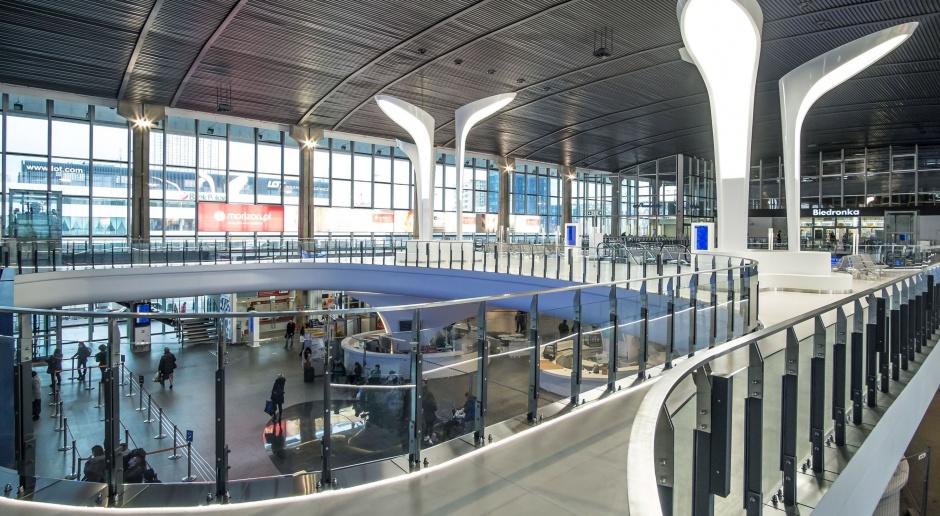 Zobacz jak zmienił się Dworzec Centralny