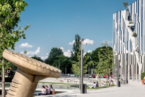 Architektoniczna perła od Daniela Libeskinda