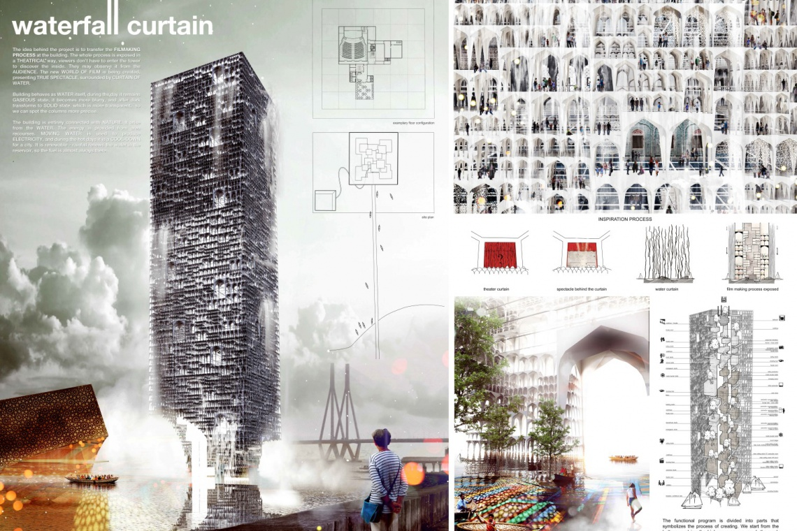 Studentki architektury z Poznania projektują dla Bollywood