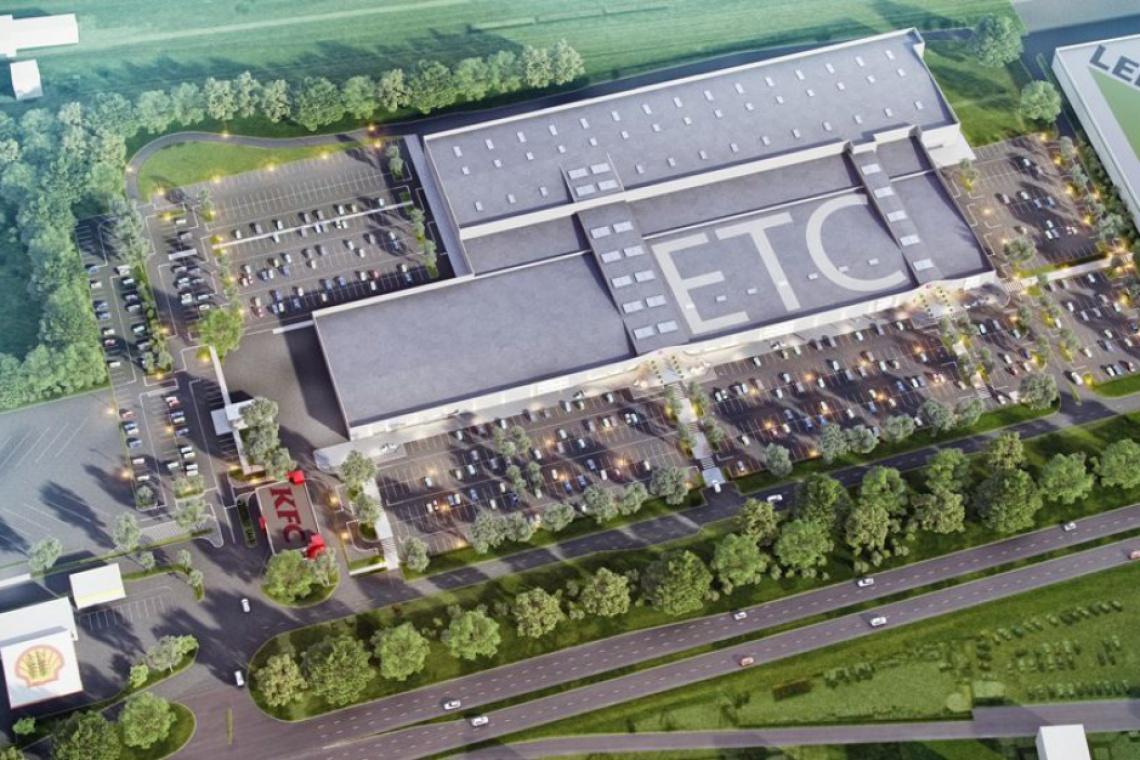 JSK Architekci odmienią najstarsze centrum handlowe w Wielkopolsce