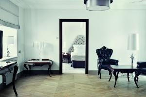 Pałacowy styl hotelowych wnętrz - tu poczujesz prawdziwy luksus