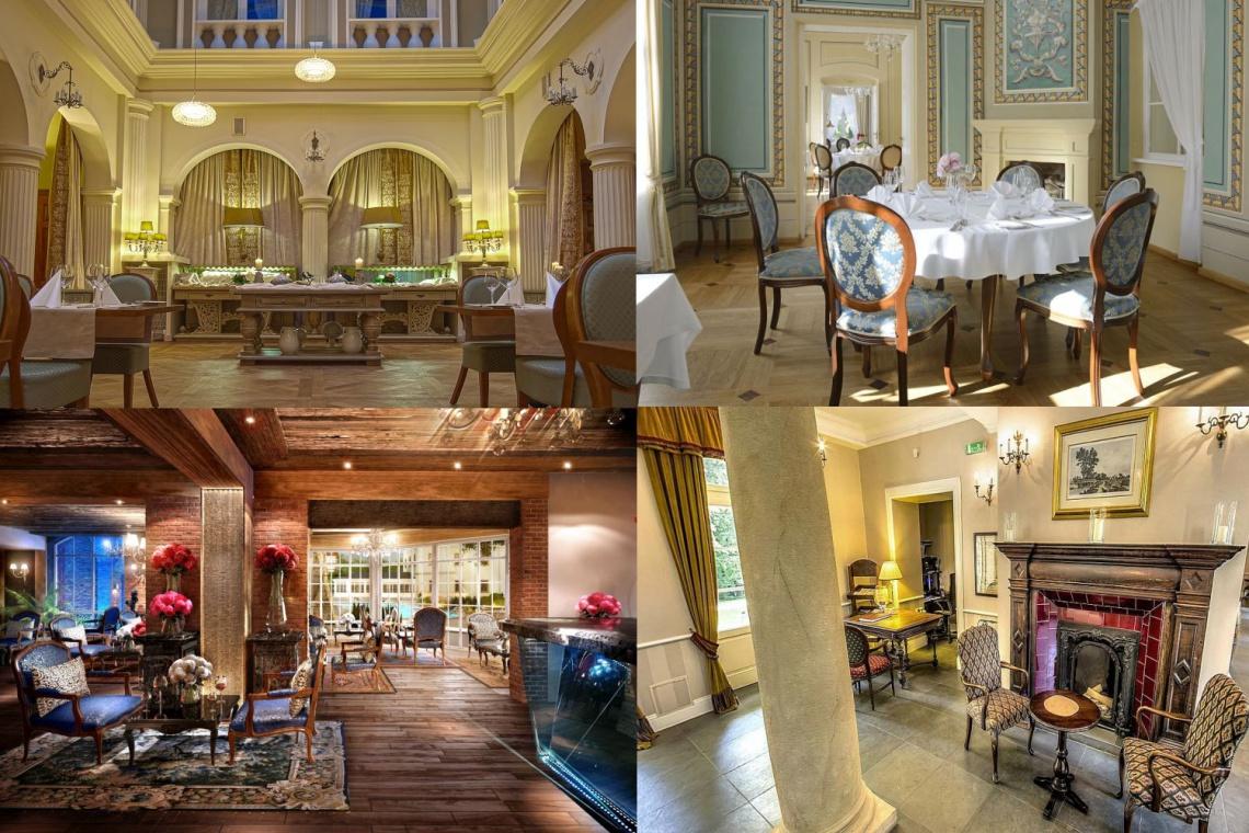 Pałacowy Styl Hotelowych Wnętrz Tu Poczujesz Prawdziwy Luksus