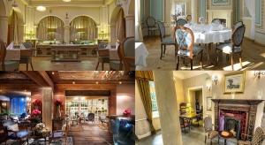 Pałacowy styl hotelowych wnętrz
