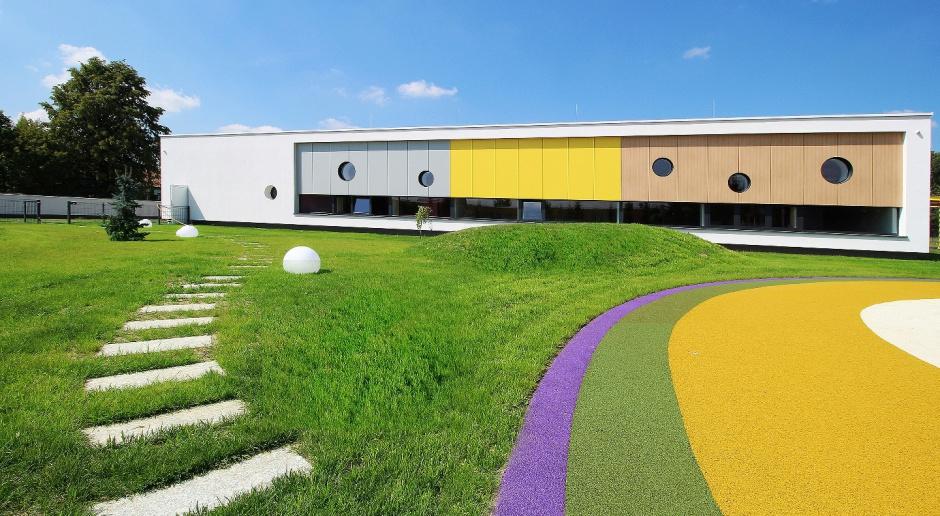 Przedszkole pełne światła i barw. Zobacz projekt XY Studio