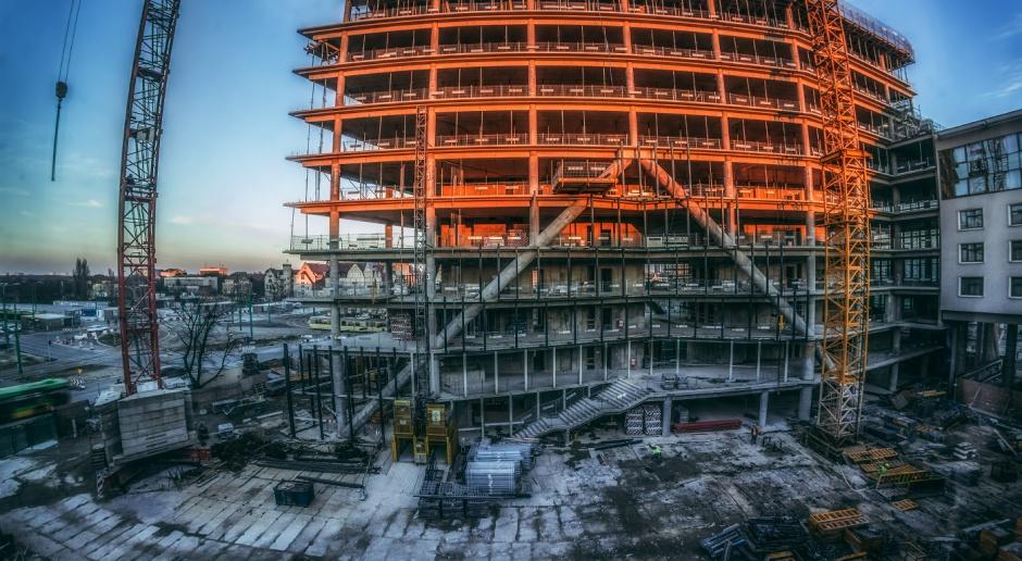 Jedyny projekt MVRDV w Polsce na półmetku prac