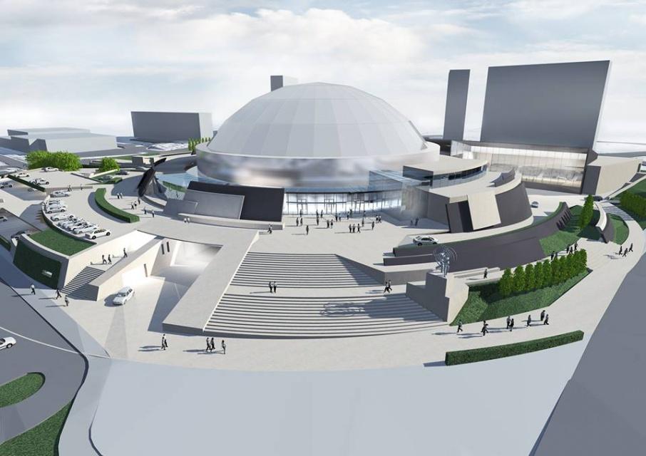 To oni odmienią Halę Urania - przyszłą wizytówkę Olsztyna
