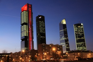 Imponujące światło dla architektury