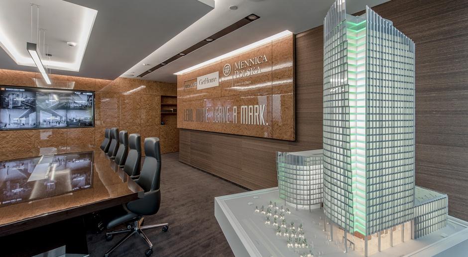 Zobacz showroom Mennica Legacy Tower