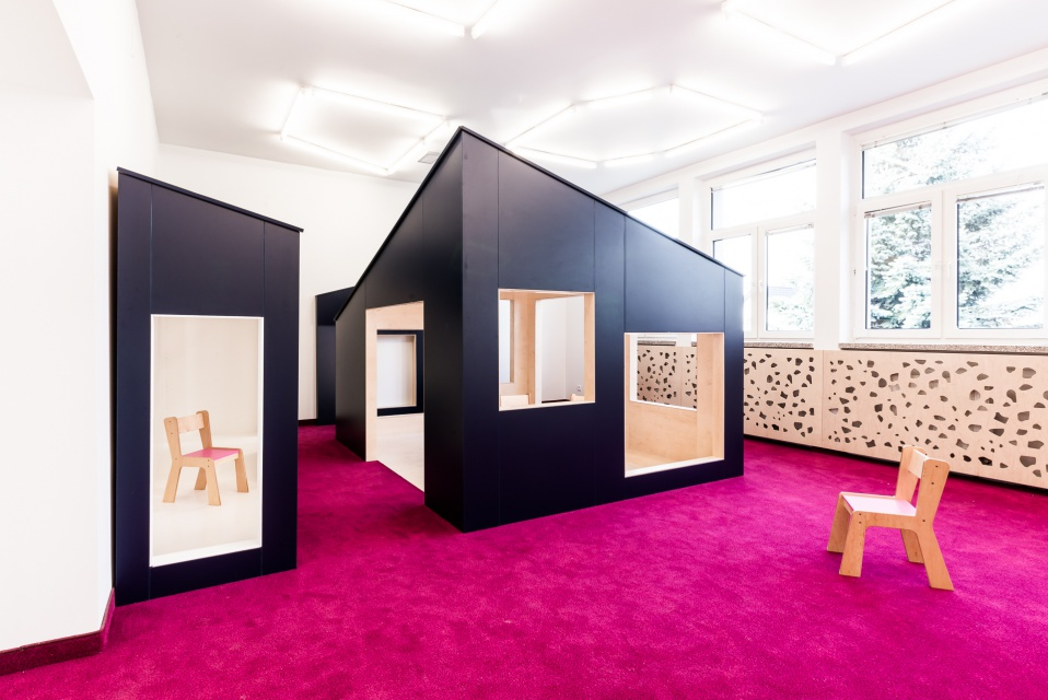 Architekci dzieciom - przedszkola XXI wieku