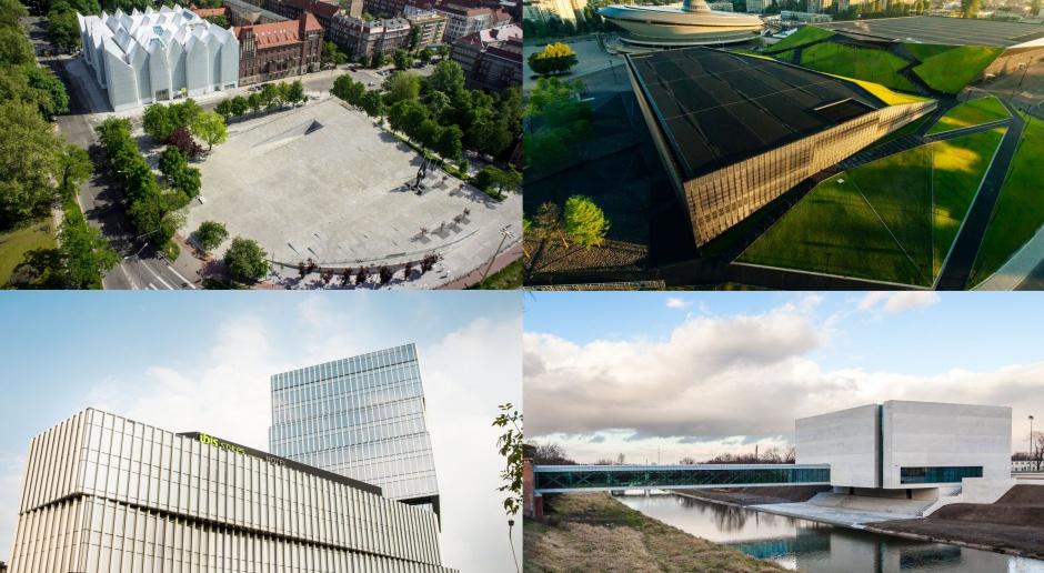 Najlepsze projekty z Polski według magazynu Wallpaper
