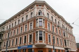 Kamienica Sachsów odzyskała blask i zachwyca