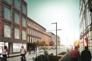 Modelowane Miasta - rozstrzygnięto konkurs na przestrzeń publiczną w Łodzi