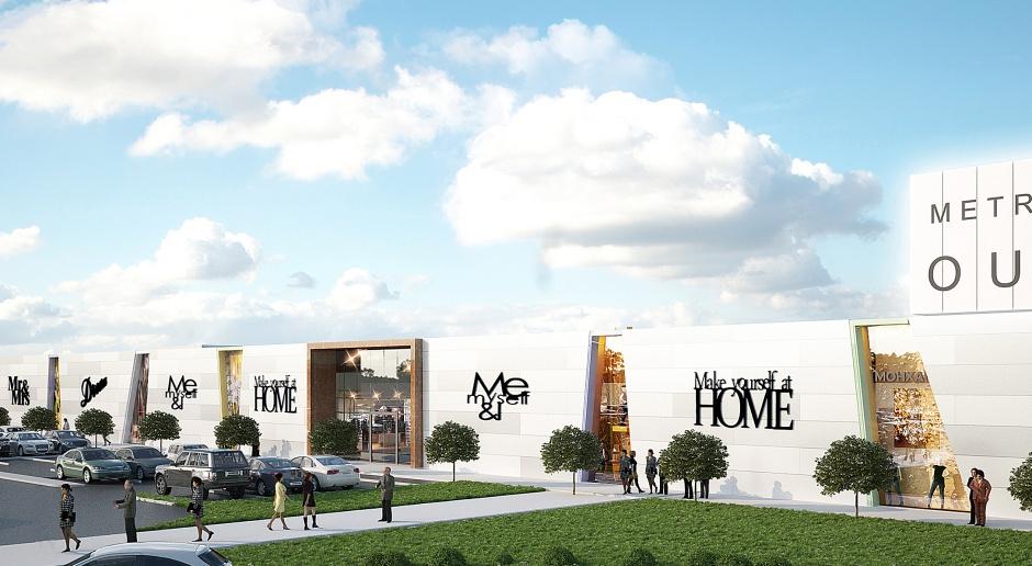 Projekt Metropolitan Outlet Bydgoszcz na finiszu