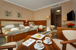 Hotel Jurata pod szyldem Best Western