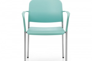 Te krzesła wyróżnia dyskretna elegancja