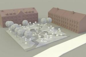 Targ Maślany w Gdańsku może być piękny, dzięki projektom studentów