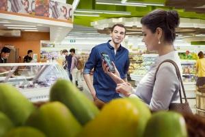 Nowoczesna technologia w centrach handlowych - kupuj z prędkością światła