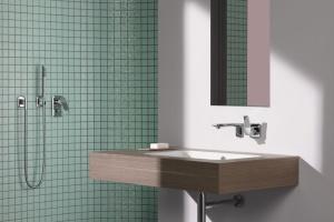 Armatura łazienkowa Lissé - hybrydowy język designu