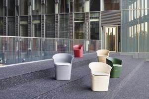 Fotele Tulli zdobyły nagrodę Red Dot 2016