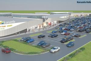 Dwa nowe parki handlowe z koncepcją od Bose International