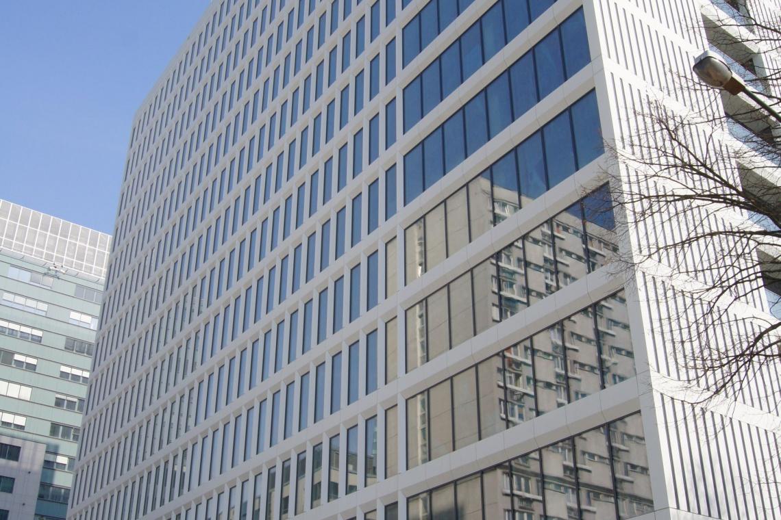 Atrium 2 gotowy. Innowacyjny biurowiec od PRC Architekci