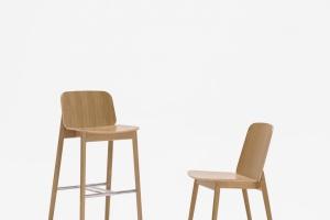 Krzesła PROP na wystawie polskiego designu w Mediolanie