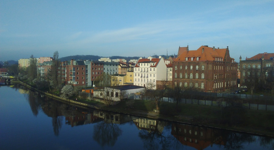 W Gdańsku przywracają tradycję związaną z architekturą wodną