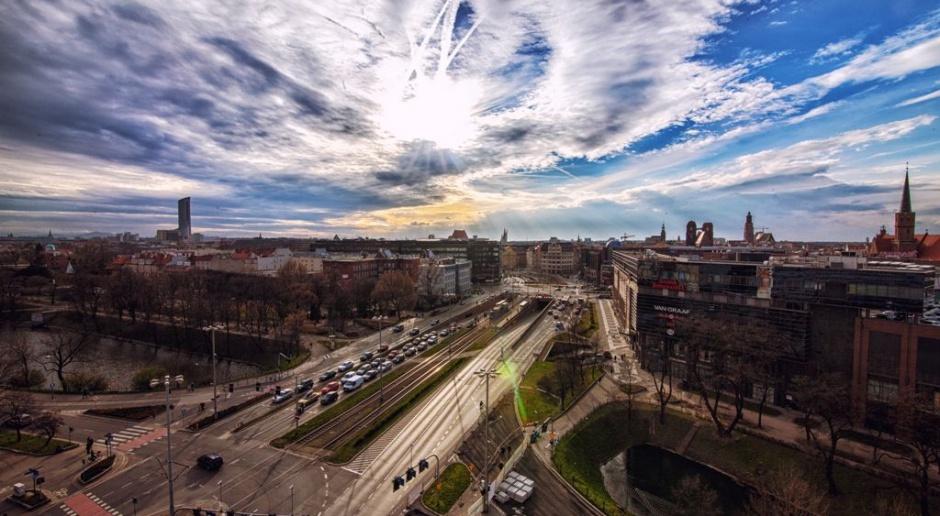 Fotogeniczny Wrocław. Widoki z OVO w obiektywie