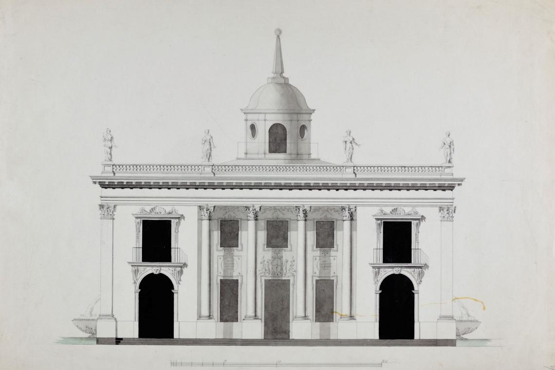 Tajemnica sukcesu królewskiego architekta Dominika Merliniego
