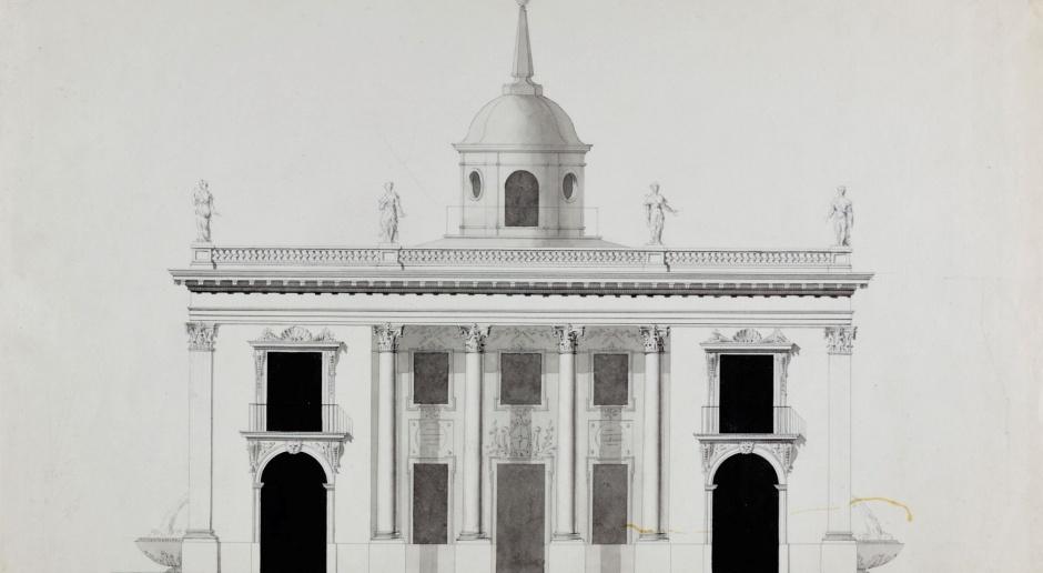 Tajemnica sukcesu królewskiego architekta