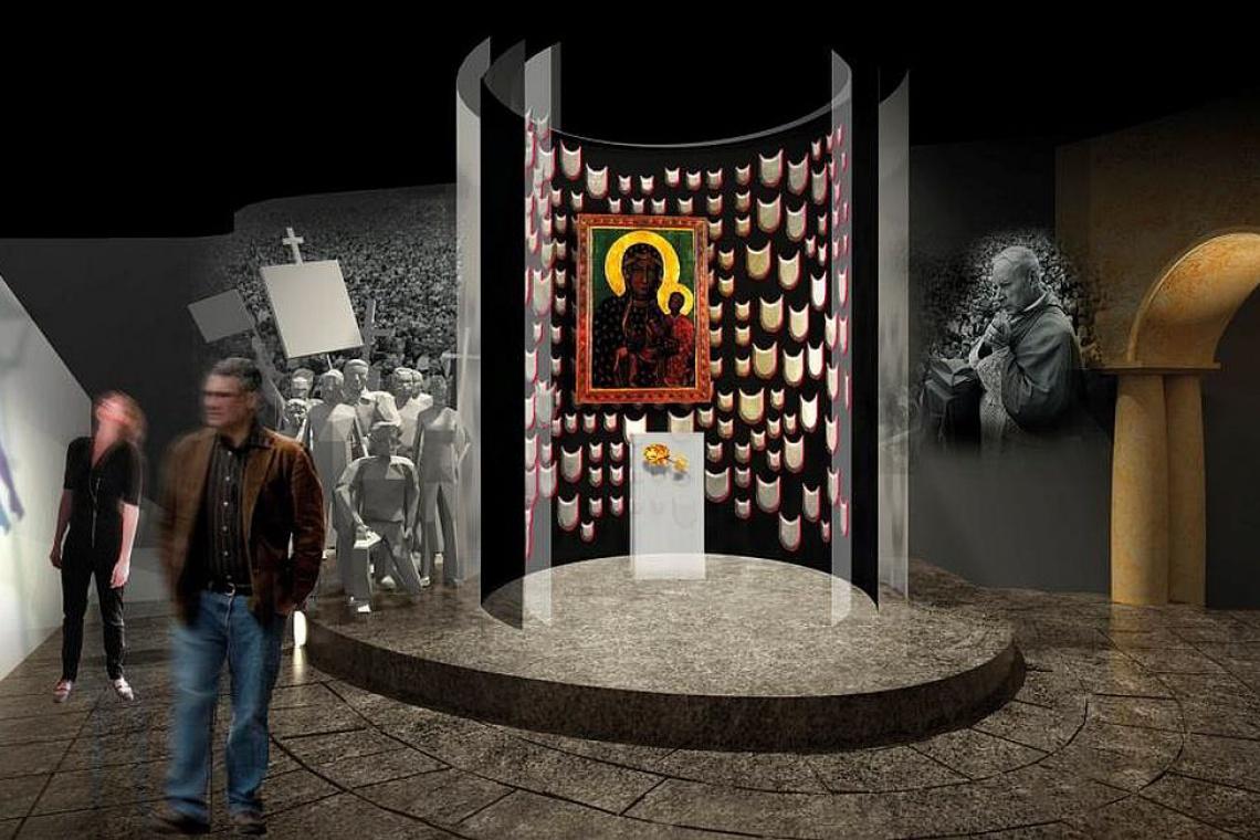 Muzeum Jana Pawła II i Prymasa Wyszyńskiego na finiszu