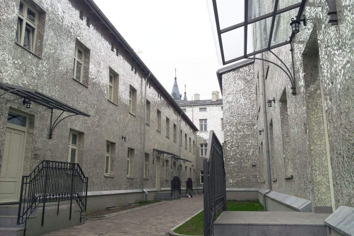 Artystyczne podwórko powstanie w Łodzi