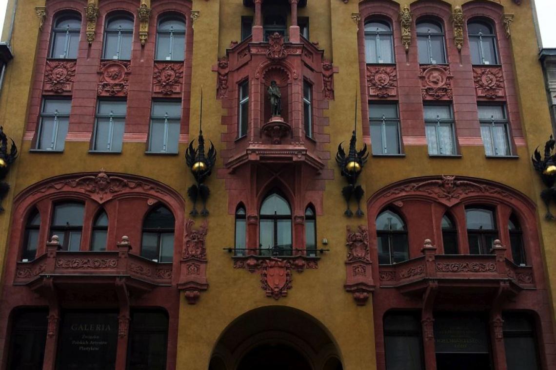 Łódź – miasto pałaców i willi fabrykanckich