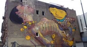 Nie tylko murale. Łódź stawia na instalacje artystyczne