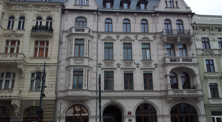 Na szlaku detali architektonicznych Łodzi - powstaje pierwszy przewodnik