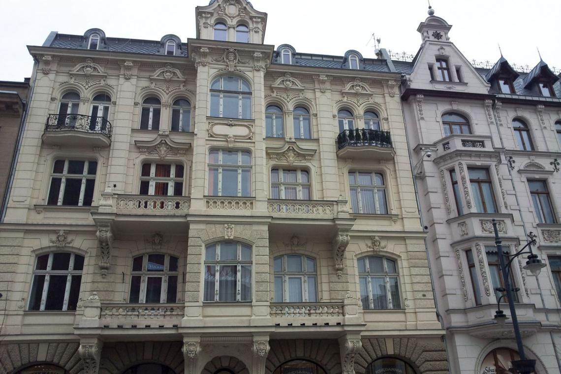 W Łodzi za pomocą smartfonów poznamy historię budynku