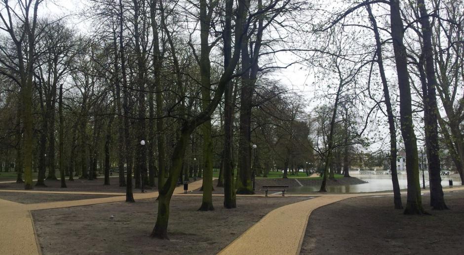 W Łodzi powstaje park kieszonkowy