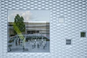 PRIX SARP FR za projekt Młodzieżowego Centrum Muzyki Współczesnej