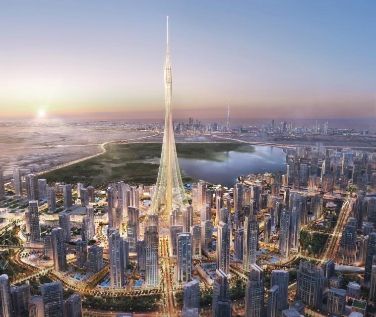 ឌុយបៃ នឹងសង់អាគារមួយទៀត ខ្ពស់ជាងអាគារ Burj Khalifa