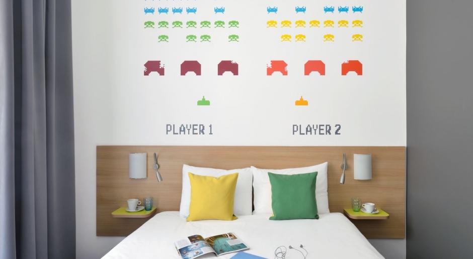 Zobacz hotel ze świata gier