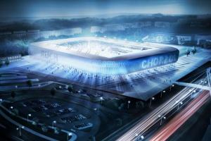Stadiony ikony świecą pustkami