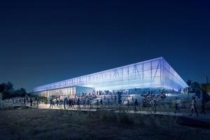 Fasada niczym mur pruski – tak będzie wyglądał stadion w Olsztynie