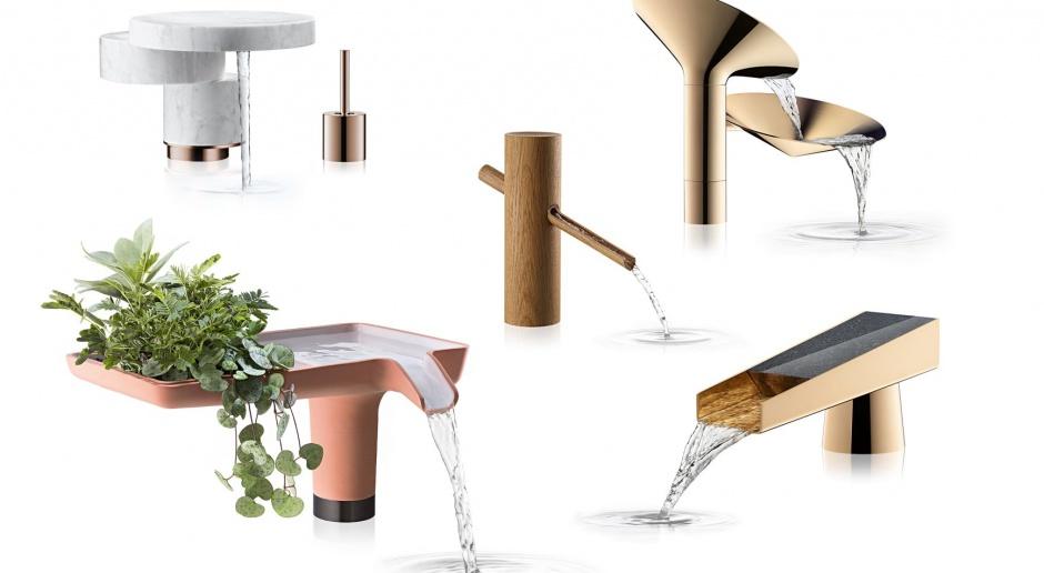 Łazienka przyszłości od słynnych designerów